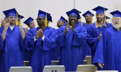 Graduates celebrate at NSP