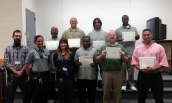 Inner Circle Graduates at LCC